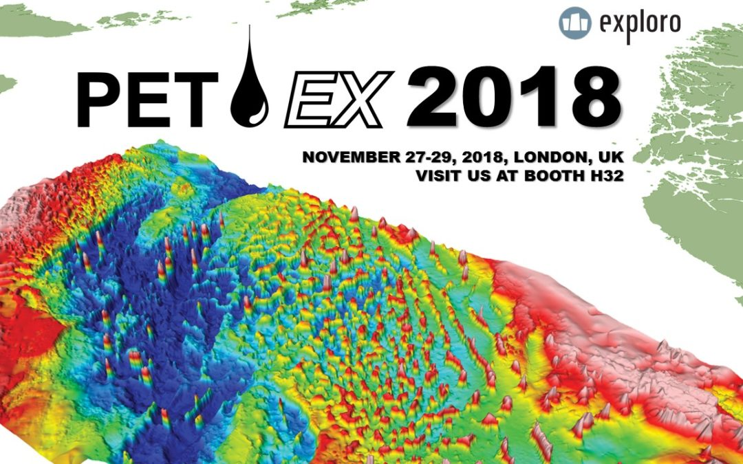 Exploro at Petex 2018