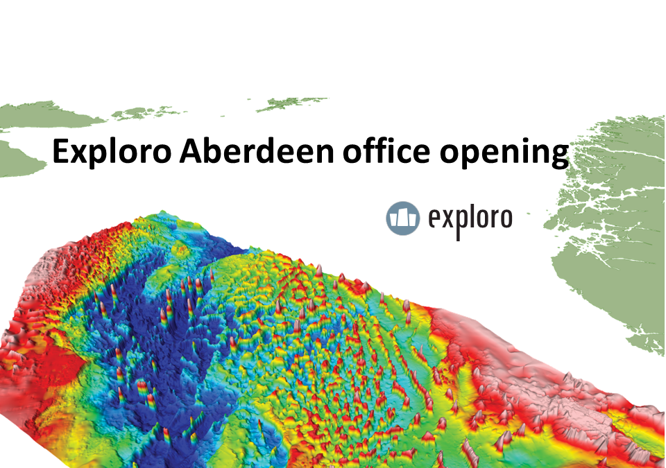 Exploro Aberdeen office opening – June 11th